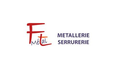 Logo fl metal reference signadile