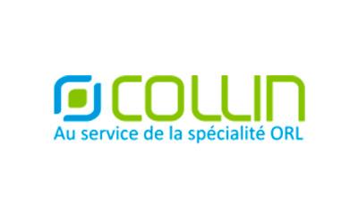 Logo Collin ORL
