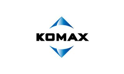 Logo entreprise Komax