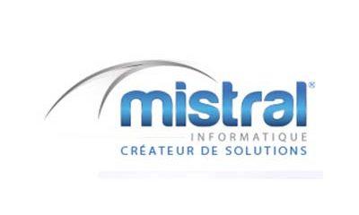 Logo Mistral informatique